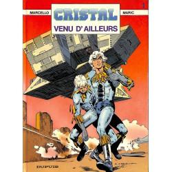 Bandes dessinées Cristal 01