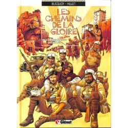 Bandes dessinées Les Chemins de la gloire 03