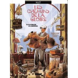 Bandes dessinées Les Chemins de la gloire 04