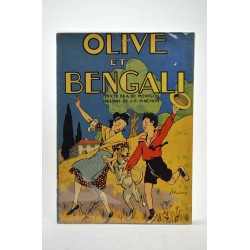 ABAO Bandes dessinées Olive et Bengali 01