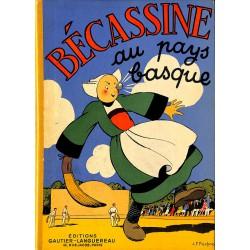 ABAO Bandes dessinées Bécassine au Pays Basque