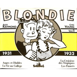 ABAO Bandes dessinées Blondie 01