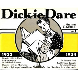 Bandes dessinées Dickie Dare