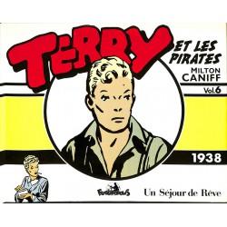 ABAO Bandes dessinées Terry et les pirates (Futuropolis) 06