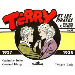 ABAO Bandes dessinées Terry et les pirates (Futuropolis) 04