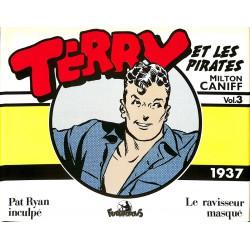 ABAO Bandes dessinées Terry et les pirates (Futuropolis) 03