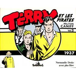 ABAO Bandes dessinées Terry et les pirates (Futuropolis) 02