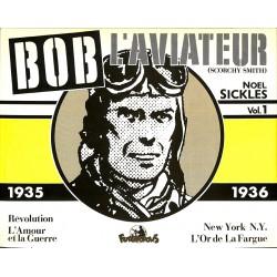 ABAO Bandes dessinées Bob l'aviateur