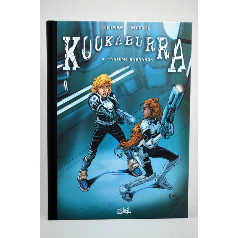 Bandes dessinées Kookaburra 04 TT