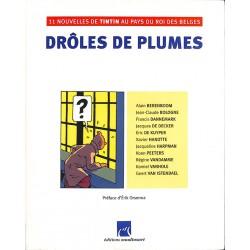 ABAO Bandes dessinées Tintin - Drôles de plumes