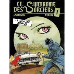 ABAO Bandes dessinées Le Syndrome des sorciers 01