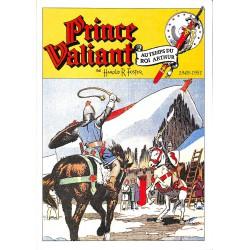 ABAO Bandes dessinées Prince Vaillant (Zenda) 1949-1951