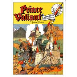 ABAO Bandes dessinées Prince Vaillant (Zenda) 1951-1953
