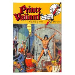 ABAO Bandes dessinées Prince Vaillant (Zenda) 1943-1945