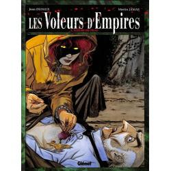 Bandes dessinées Les Voleurs d'Empires 02