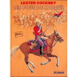 Bandes dessinées Lester Cockney 01