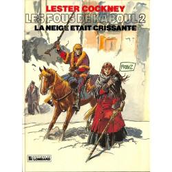 Bandes dessinées Lester Cockney 02