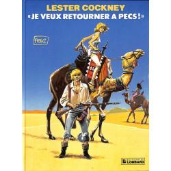 Bandes dessinées Lester Cockney 04