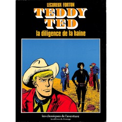 Bandes dessinées Teddy Ted (Ed. du Fromage)