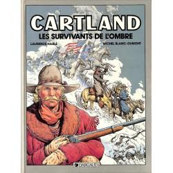 Bandes dessinées Jonathan Cartland 08