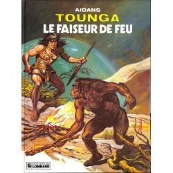 Bandes dessinées TOUNGA (deuxième série) 12