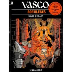 Bandes dessinées Vasco 14