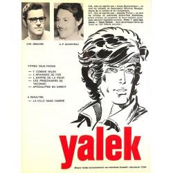 ABAO Bandes dessinées Yalek 05