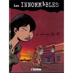 Bandes dessinées Les Innommables (Premières maquettes) 03