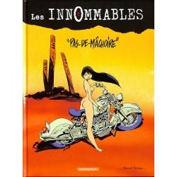 Bandes dessinées Les Innommables (Premières maquettes) 10