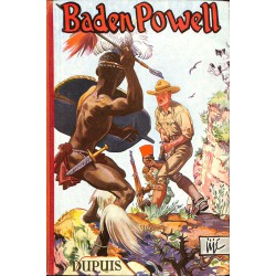 ABAO Bandes dessinées Baden Powell