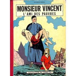 ABAO Bandes dessinées Monsieur Vincent l'ami des pauvres