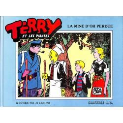 ABAO Bandes dessinées Terry et les pirates (Slatkine) 03