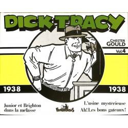 ABAO Bandes dessinées Dick Tracy (Futuropolis) 04