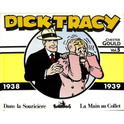 ABAO Bandes dessinées Dick Tracy (Futuropolis) 05