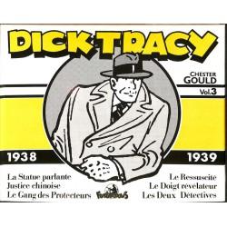 ABAO Bandes dessinées Dick Tracy (Futuropolis) 03