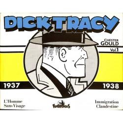 ABAO Bandes dessinées Dick Tracy (Futuropolis) 01