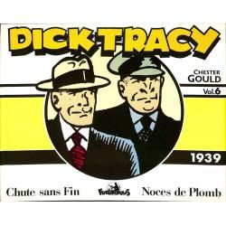 ABAO Bandes dessinées Dick Tracy (Futuropolis) 06