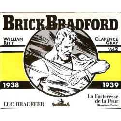 Bandes dessinées Brick Bradford (Futuropolis) 02