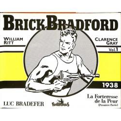 Bandes dessinées Brick Bradford (Futuropolis) 01
