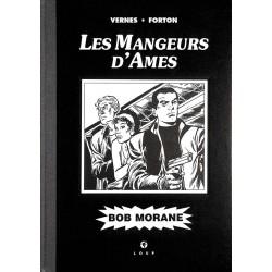 ABAO Bandes dessinées Bob Morane - Les Mangeurs d'âmes TT 168/200 num. & s.