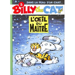 ABAO Bandes dessinées Billy the cat 05