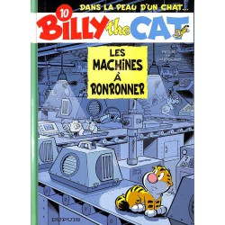 Bandes dessinées Billy the cat 10