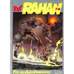 Bandes dessinées Tout Rahan 14