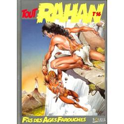 Bandes dessinées Tout Rahan 16