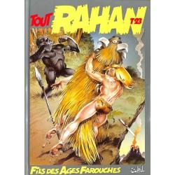 Bandes dessinées Tout Rahan 23
