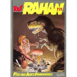 Bandes dessinées Tout Rahan 11