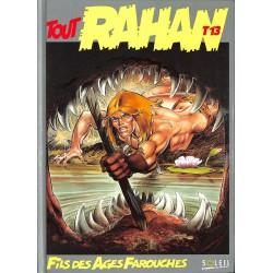 Bandes dessinées Tout Rahan 13