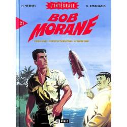 ABAO Bandes dessinées Bob Morane (intégrale) 21