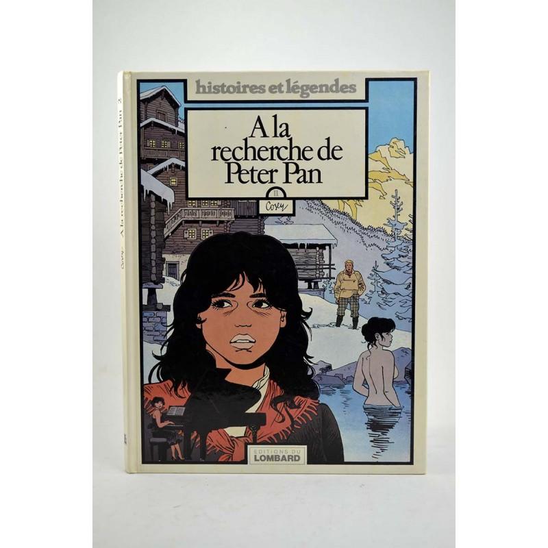 ABAO Bandes dessinées A la recherche de Peter Pan 02