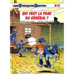 ABAO Bandes dessinées Les Tuniques bleues 42